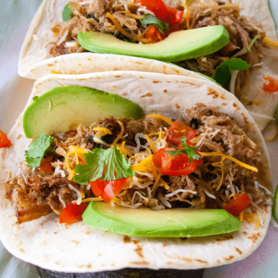 Slow Cooker Pork Carnitas Crock Pot Recipe