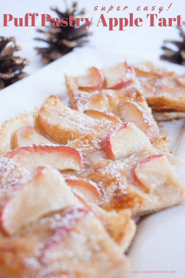 Quick And Easy Apple Tart Recipe — Dishmaps