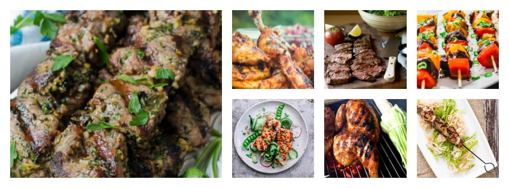 23 Amazing Summer BBQ Grilling Recipes