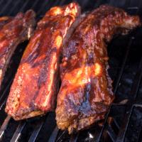 Eddy's Sweet Chili Dry Rub Smoked Beef Ribs + VIDEO