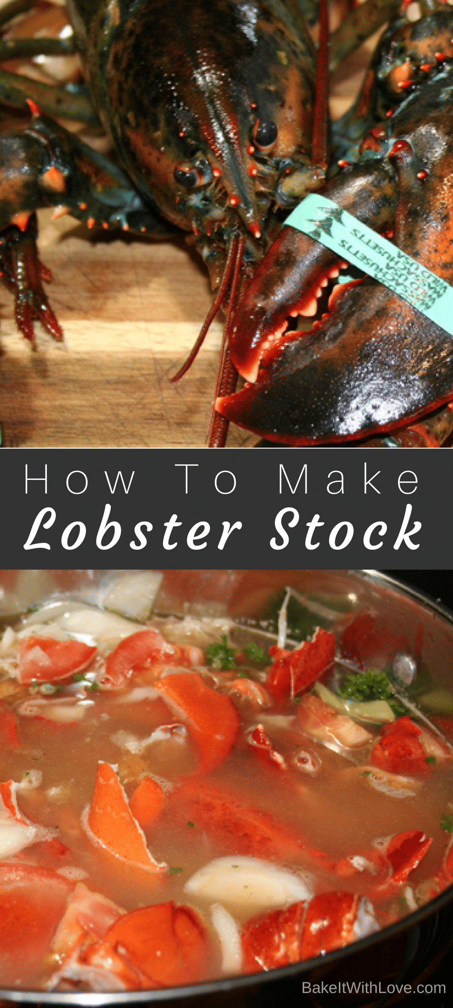 How To Make Lobster Stock