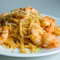 Bang Bang Shrimp Pasta + VIDEO