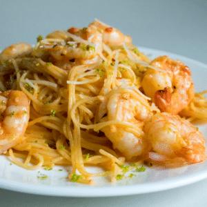 Bang Bang Shrimp Pasta + VIDEO