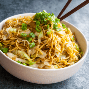 Panda Express Chow Mein Copycat + VIDEO