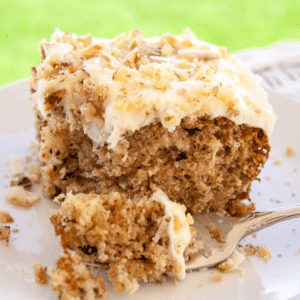 Preachers Delight Cake Recipe