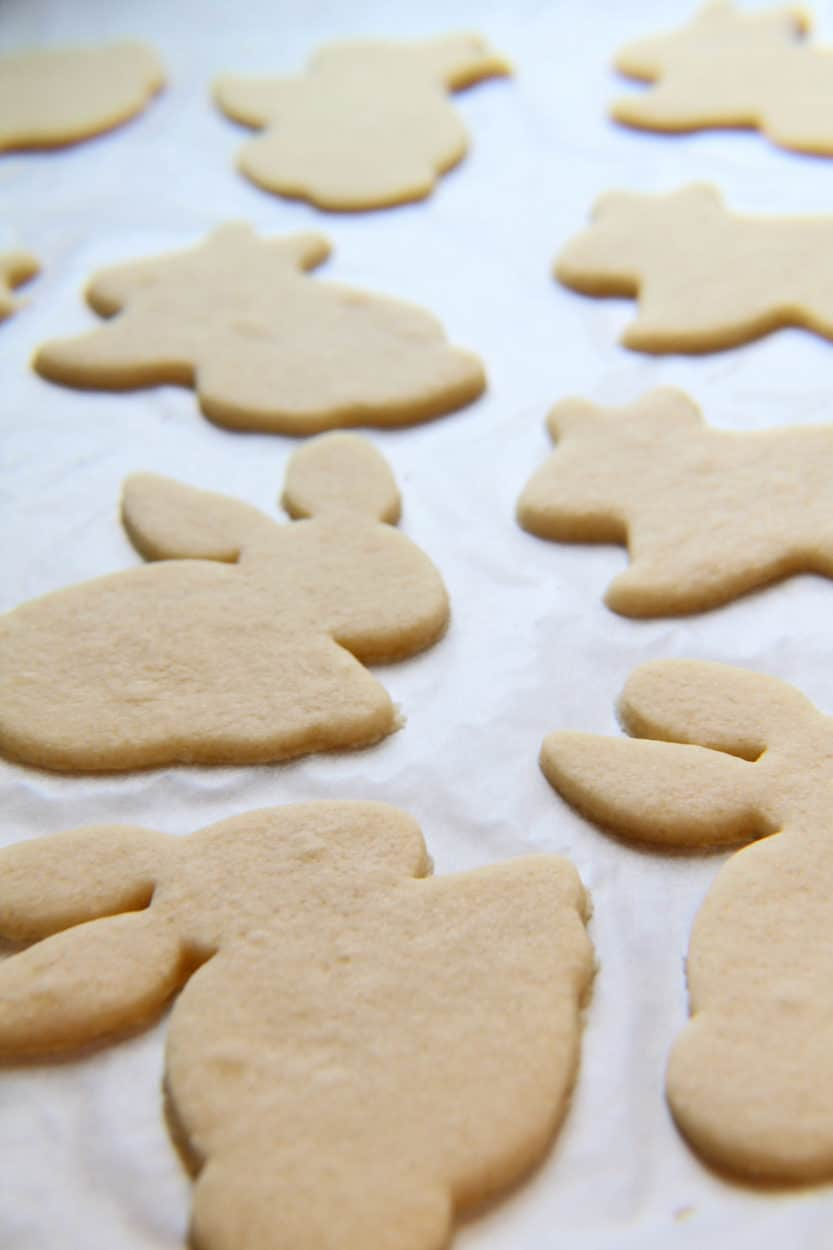 No Chill Rolled Sugar Cookies Bake It With Love